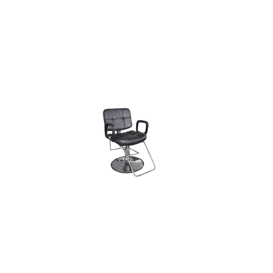 Exacme Reclining Hydraulic Barber Chair Salon Beauty Spa Shampoo Black 9837