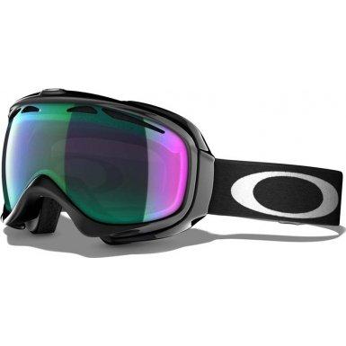 Oakley Elevate Jet Ski Goggles, Black/Prizm Jade Irid
