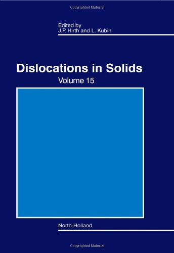 Dislocations in Solids, Volume 15