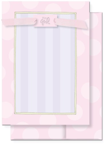 It'S A Girl Baby Announcement Kit - 10 Pack front-23169