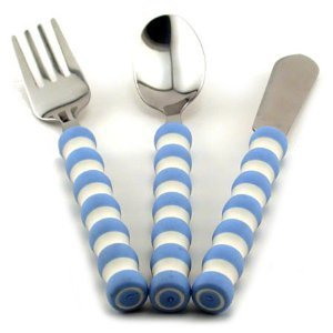 Pencil Grip Gripable Comfortable Cutlery, Fork,