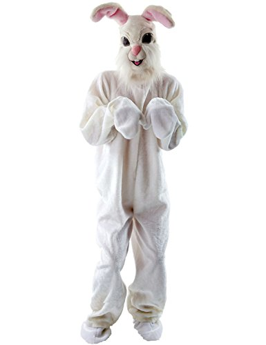 Adult Mens Easter Bunny Rabbit Fancy Dress Costume