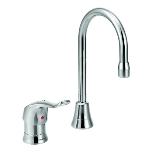Moen 8137 commercial m dura single handle multi purpose Amazon bathroom faucets moen