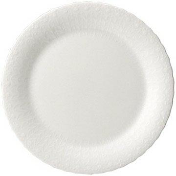 NARUMI(ナルミ) シルキーホワイト 27cmディナー皿 9968-1544 ボーンチャイナ