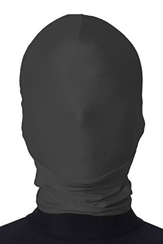 JustinCostume Adult Zentai Hoods Full Head Mask Halloween Costumes Accessories