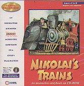 Nikolai's Trains (PC/MAC CD Boxed)