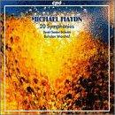 M.ハイドン:交響曲集(全20曲、6枚組)