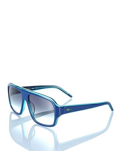 Lacoste Occhiali Da Sole L643S Blu/Verde Acqua