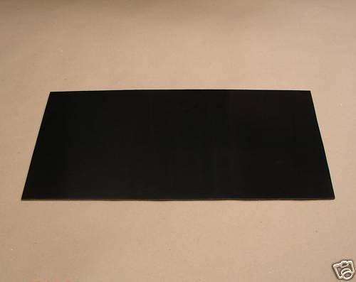 1,0 mm Hartpapier HP2061 schwarz