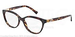 Dolce & Gabbana DG3188 Eyeglasses-502 Havana-53mm
