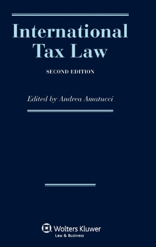 International Tax Law, Second Revised Edition