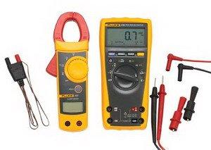 Fluke 179 Industrial Meter Service Kit, Fluke-179 & 322