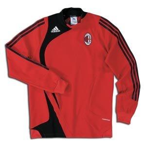 adidas Long Sleeve Training Top of AC Milan