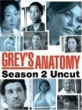Grey's Anatomy: The Complete Second Season Uncut