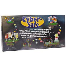 Cyber Safe Educational Board Game front-1101