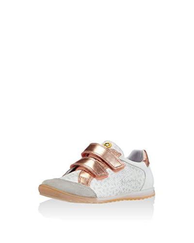 Naturino Sneaker [Grigio Chiaro/Rosa]