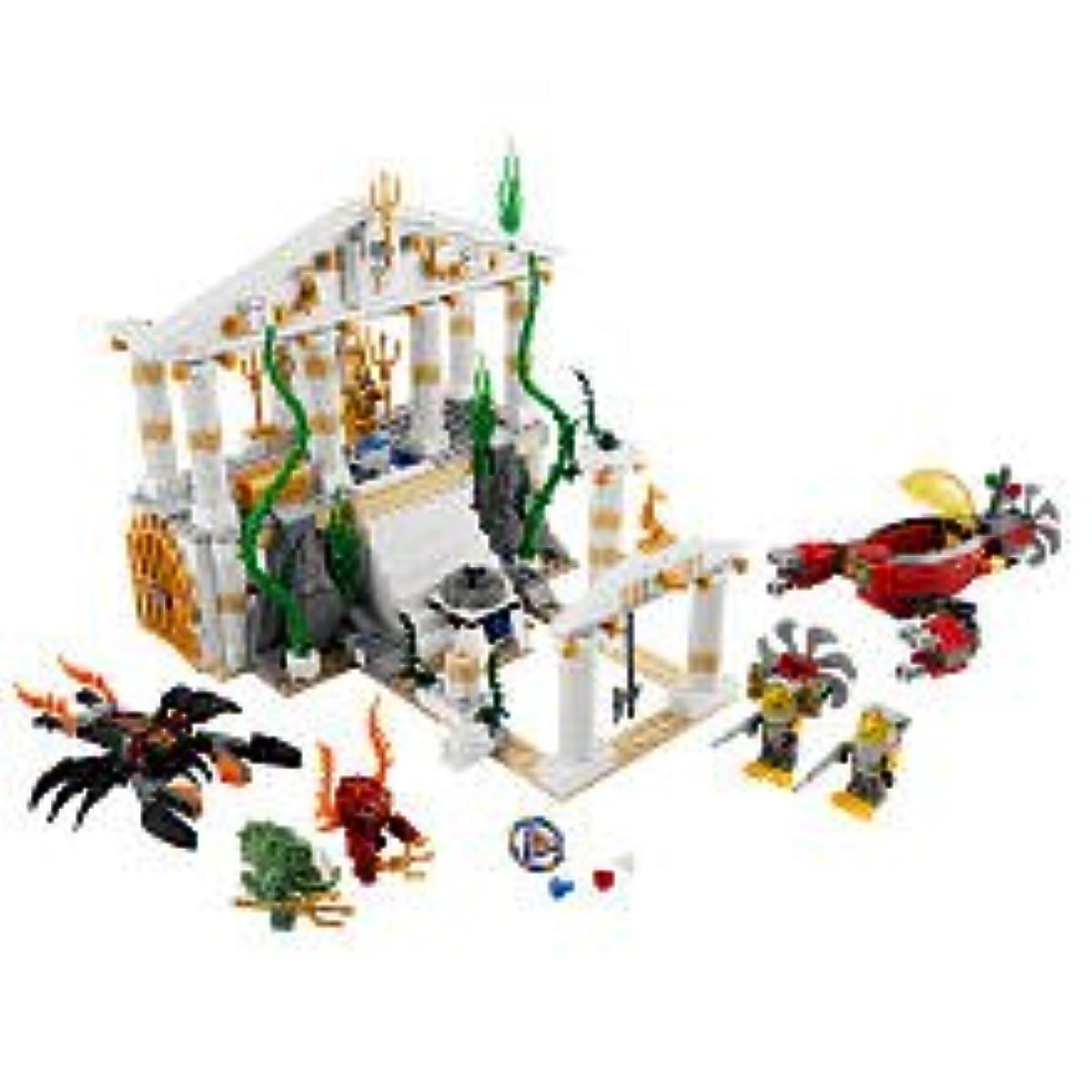 [해외] LEGO ATLANTIS CITY OF ATLANTIS 7985