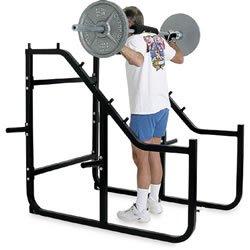 Step Squat Rack Package (PAC)