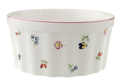 Villeroy & Boch Petite Fleur CeramicPlus 7-3/4-Inch Round Souffle - Buy Villeroy & Boch Petite Fleur CeramicPlus 7-3/4-Inch Round Souffle - Purchase Villeroy & Boch Petite Fleur CeramicPlus 7-3/4-Inch Round Souffle (Villeroy & Boch, Home & Garden, Categories, Kitchen & Dining, Cookware & Baking, Baking, Ramekins & Souffle Dishes)