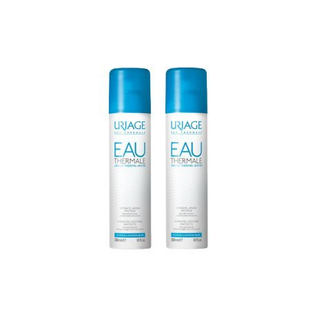 Uriage Eau thermale D'uriage 300ml + 300ml OFFERTA SPECIALE X2
