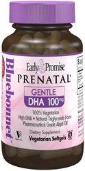 Early Promise Prenatal Gentle Dha 100Mg Bluebonnet 30 Veg Softgel front-849194
