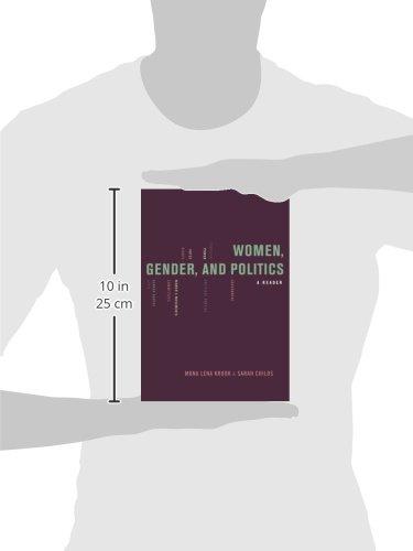Women, Gender, and Politics: A Reader
