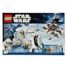 Lego Star Wars Hoth Wampa Ferocious Wampa Ice Creature Toy Set