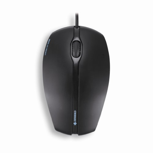 Cherry Gentix USB Corded Optical Mouse
