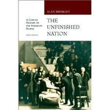 Unfinished Nation with E source MP by Alan Brinkley