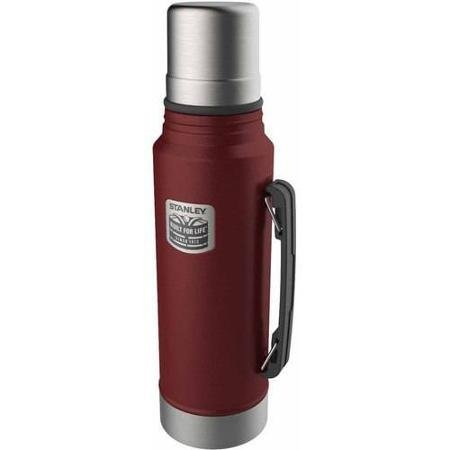 Stanley Classic Vacuum Bottle Thermos - Special Edition (Crimson Red) (Thermos Bottle Stanley compare prices)