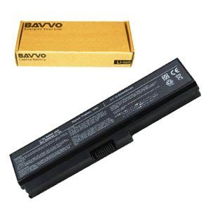 Bavvo New Laptop Replacement Battery for TOSHIBA PA3817U-1BRS,6 cells