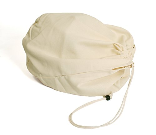 National Safety Apparel BCFSHIELD Cotton Flannel Faceshield Unit Bag, One Size, Tan