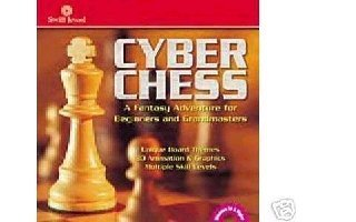 Cyber Chess: A Fantasy Adventure Game for Beginners and Grandmasters