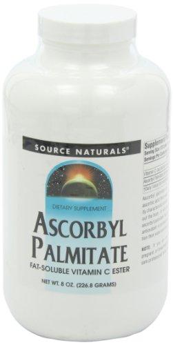 可以持续吸收,Source Naturals Ascorbyl Palmitate 酯化维生素C 226g图片
