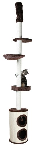 TRIXIE Pet Products Linea Adjustable Cat Tree House