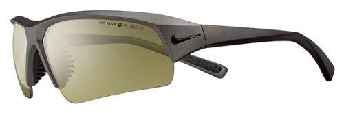 Nike Skylon Ace Pro PH Sunglasses, Metallic Pewter, Max Transitions Outdoor Lens