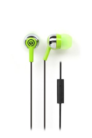 Wicked Audio Wi1852 In-Ear Deuce Earbuds