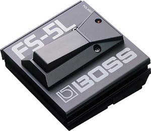 BOSS FS5L Amp and effect accessories Footswitches