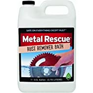 Workshop Hero WH290487 Metal Rescue Rust Remover Bath