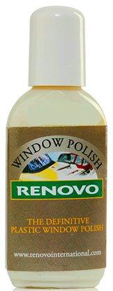 Renovo Convertible Plastic Window Polish 100ml Kit
