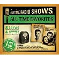 All Time Favorites: Old Time Radio Shows (Orginal Radio Broadcasts)