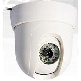 New Zmodo Ir Pan And Tilt Camera Cm-T1002Bg 8Mm Lens 24Leds Night Vision White 420Tv Line Horizontal