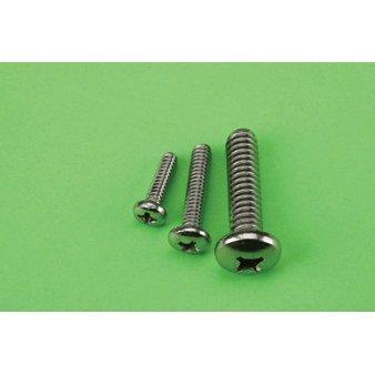 57 Piece Stainless Steel Machine Screw Kit