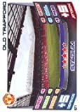 Match Attax 12/13 Manchester United Old Trafford Stadium 2012/2013 Card