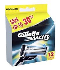 gillette-mach-3-manual-razor-blades-12-pack