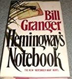 Hemingways Notebook (0517559374) by Granger, Bill