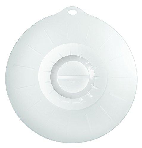 Silicone Zone 140047 Couvercle Silicone Transparent Diamètre: 32 cm