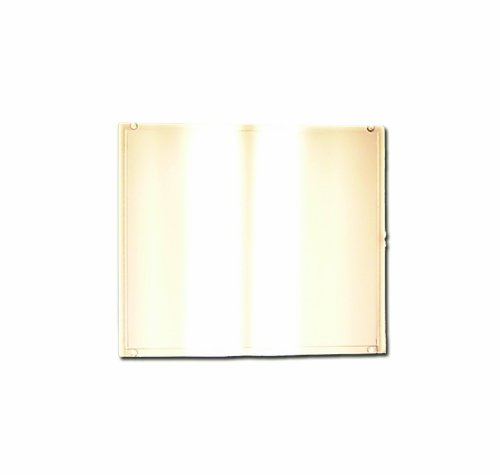 Sellstrom 16910 Glass Gold Coated Heat Treated Passive Welding Filter Plate, Shade 10, 5-1/4