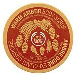 The Body Shop Warm Amber Body Scrub 6 oz (180 g)