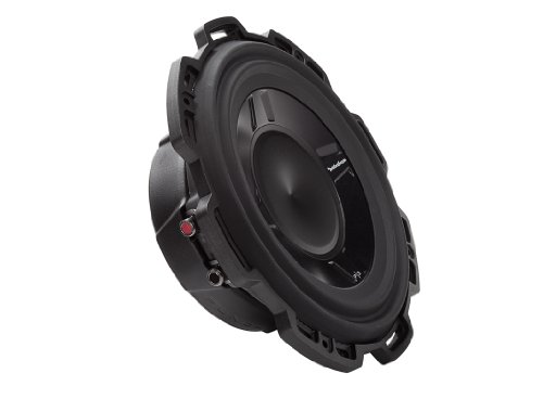 Rockford Fosgate P3SD4-10 Punch P3S 10-Inch 4-Ohm DVC Shallow Subwoofer primary